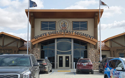 White Shield – East Segment Community Center – Telemedicine Building Grand Opening Coming Soon