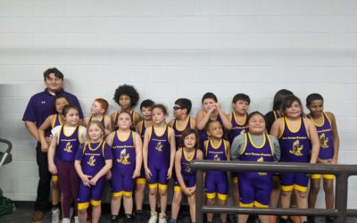 Mighty Thunder Wrestling Tournament in Beulah ND on March 6th 2021