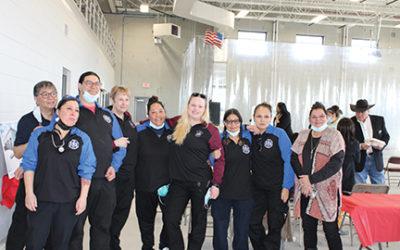 Mandaree Emergency Response Center Grand Opening