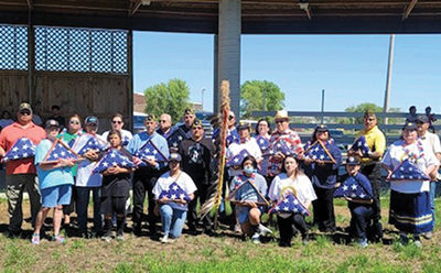 """American Legion & Auxiliary Flag Day """"Parade of Flags"""" June 14 2021"""