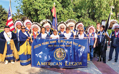 AMEICAN LEGION AUXILIARY 100TH ANNIVERSARY CELEBRATION