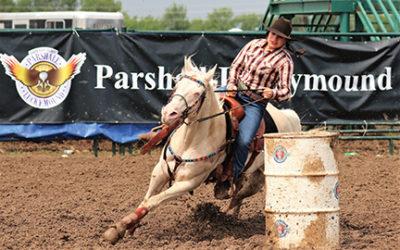 Rain and Rodeo Rejuvenate Life