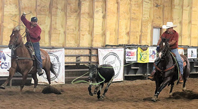 Going on the TAT Team Roping Tour